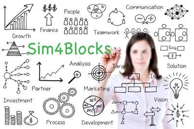 Sim4Blocks has ambitious objectives