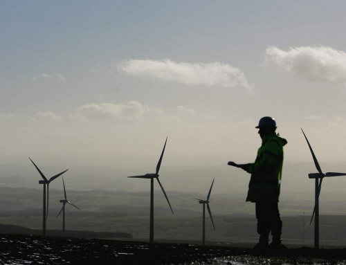 Scottish Power becomes first major UK energy company to generate all electricity from wind