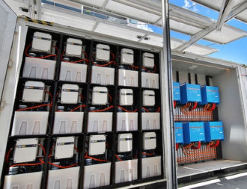New generation of 'flow batteries' could eventually sustain a grid powered by the sun and wind