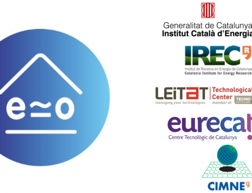 Jordi Cipriano attends Catalan Energy Institute training course